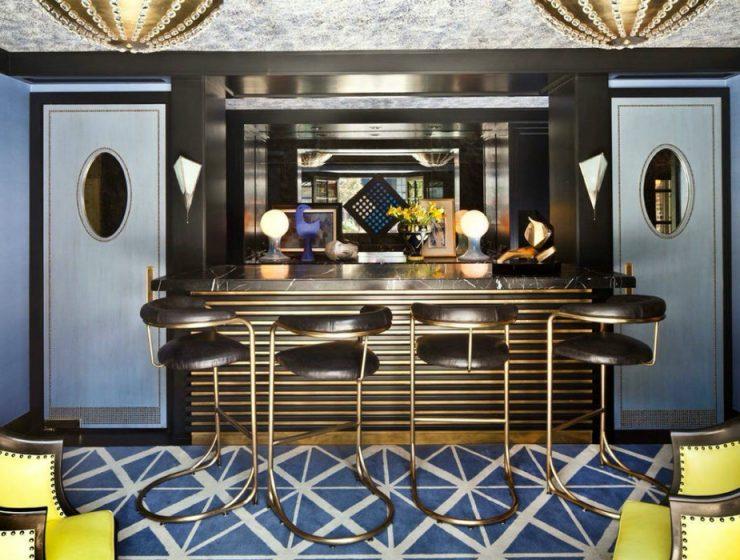 Interior Design – Bar Furniture