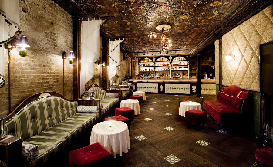 Apotheke bar design ideas