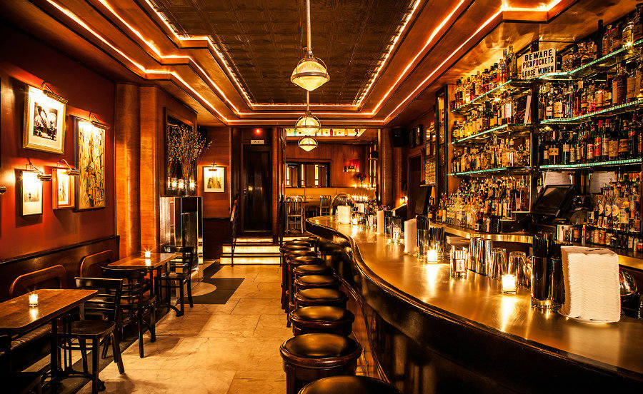 Best bar furniture ideas from NYC bars