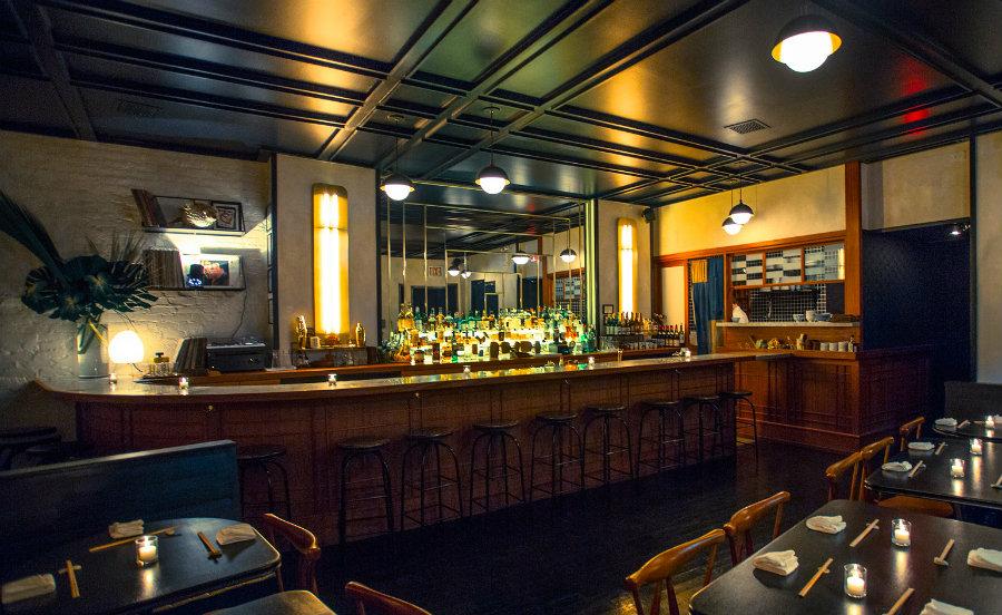 NYC bar design ideas Karasu