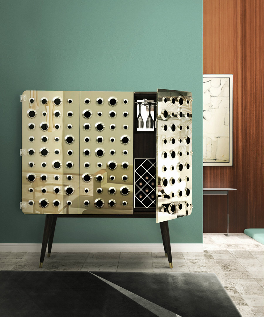 Midcentury bar furniture ideas for home
