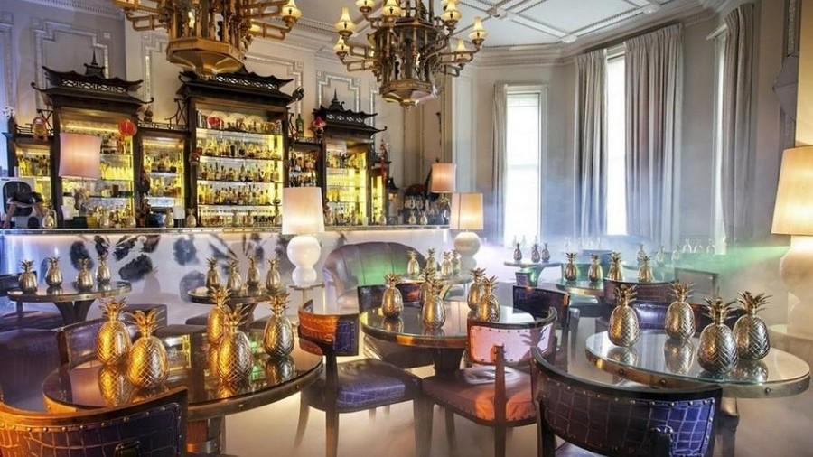 Most Luxurious Bars Around the World