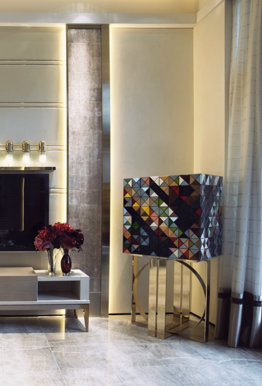 Luxury home bar furniture ideas by Boca do Lobo