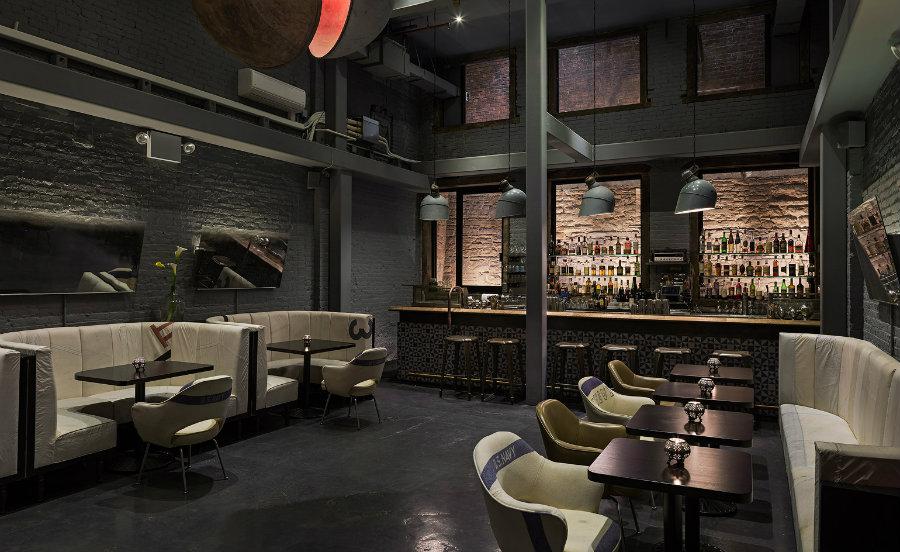 Contemporary Bar design ideas at NYC