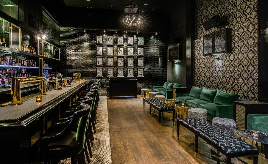 NYC bar design ideas - The VNYL
