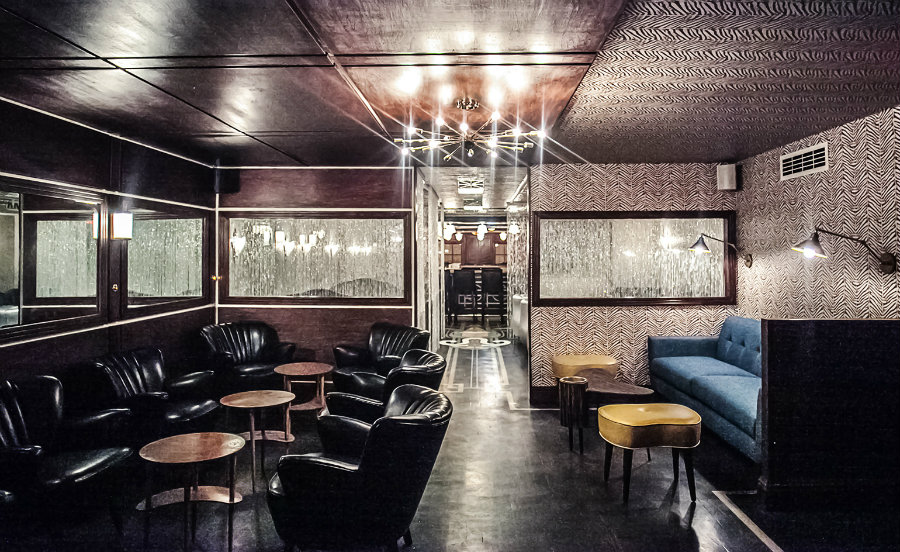 NYC bar design ideas at Dear Irving Union Square