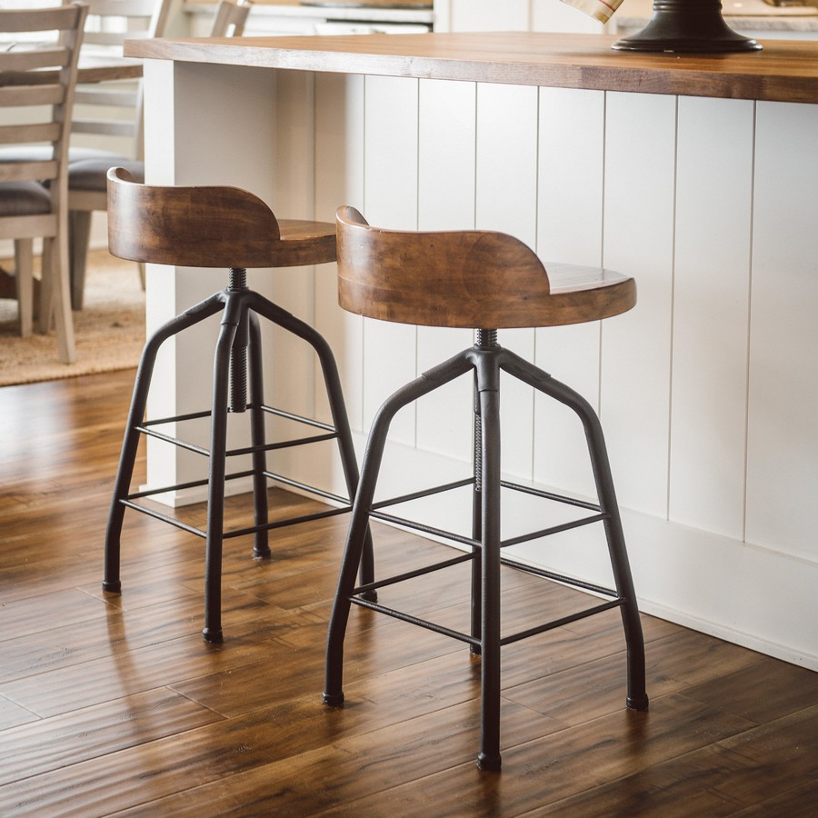 latest counter stools