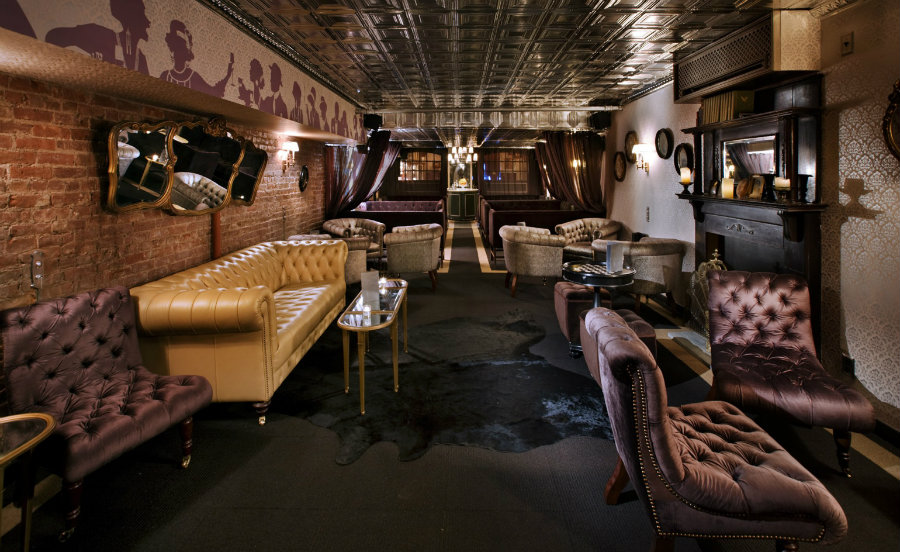 NYC bar lounge ideas at Raines Law Room