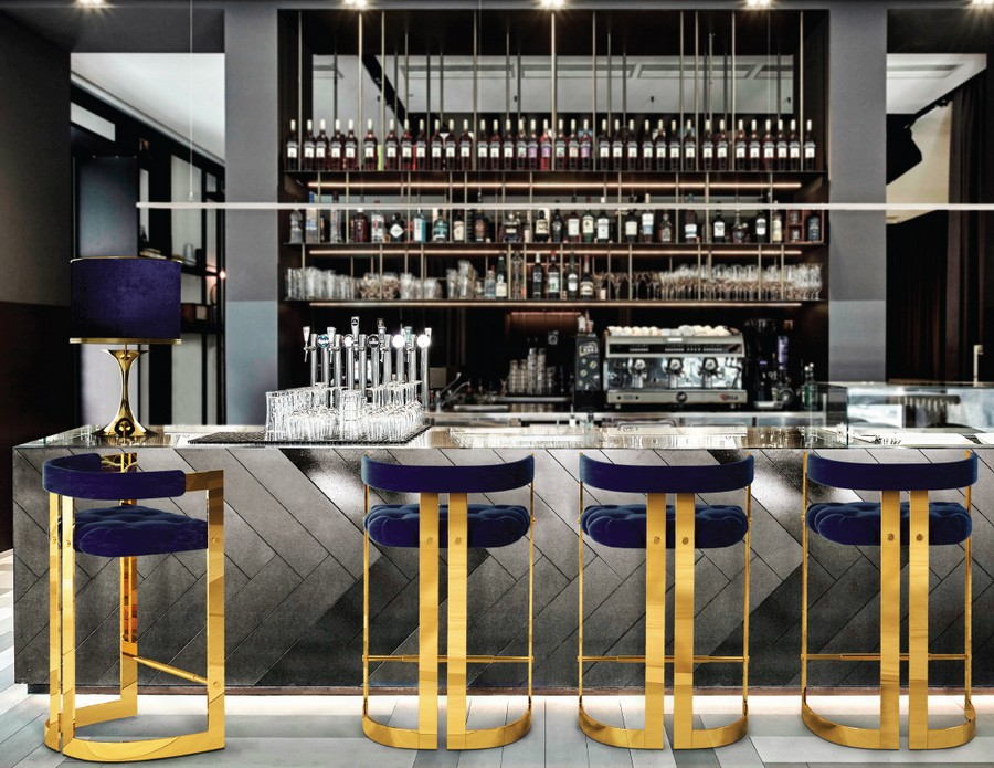 Trending designers bar stools