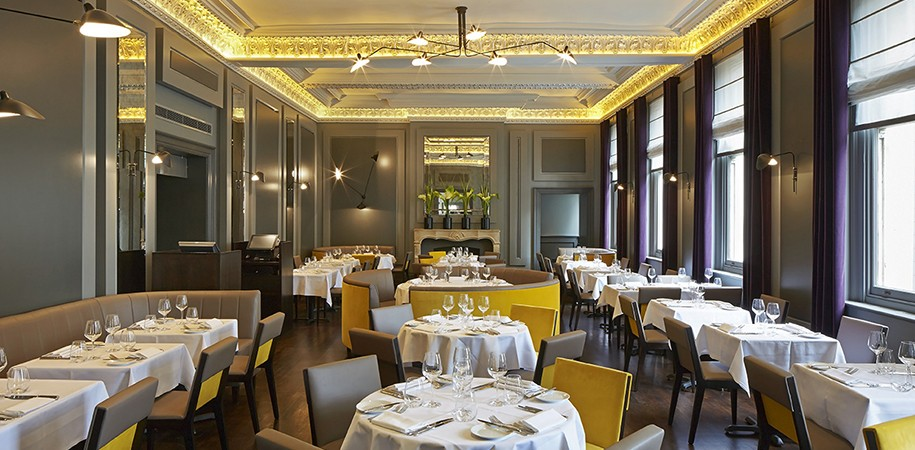 Restaurant is the next project you are working at ? Find out the best inspirations of interior design project at hotellobbies.net