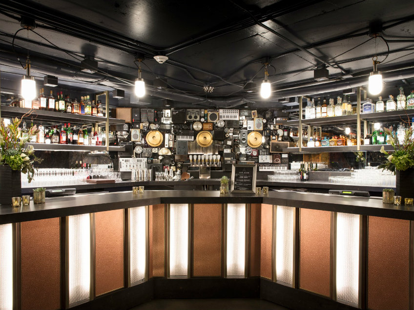 International Bar Design Award- Golden Key Shortlist