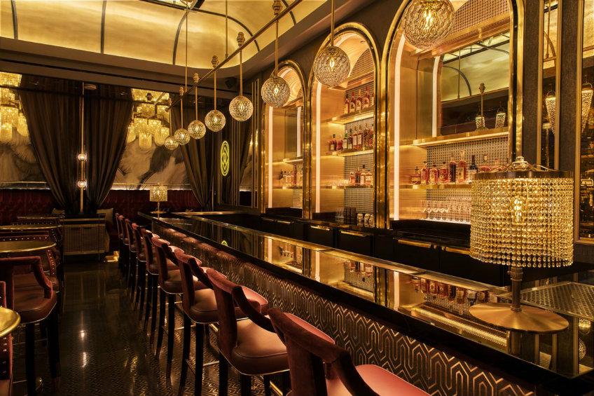 International Bar Design Award- Golden Key Shortlist
