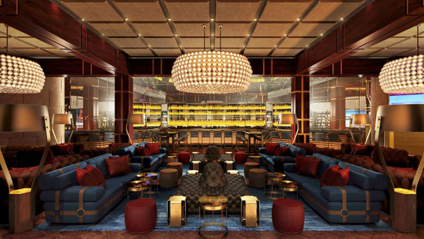 bar luxury lighting design