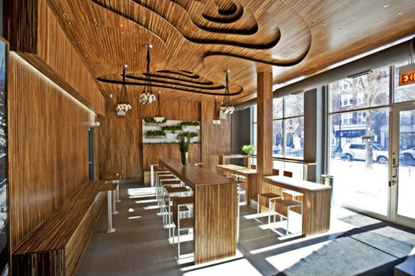caffe streets interior design ideas