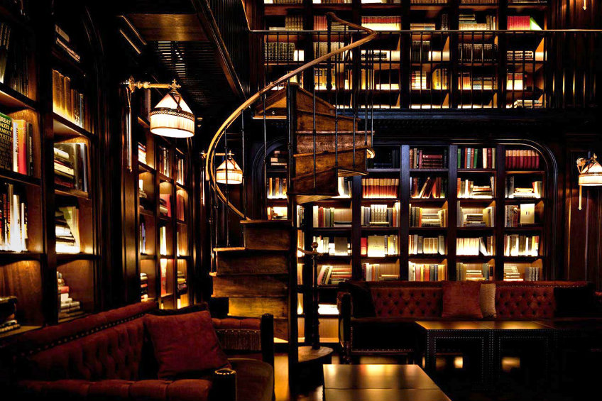 interior design inspiration at the ace hotel