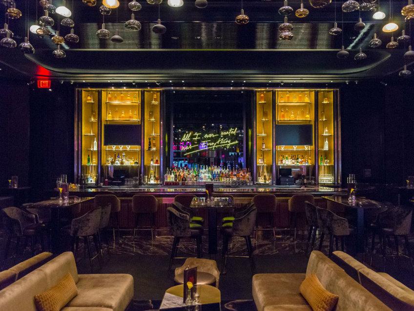 palazzo bar interior design