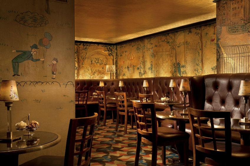 restaurant and bar design ideas