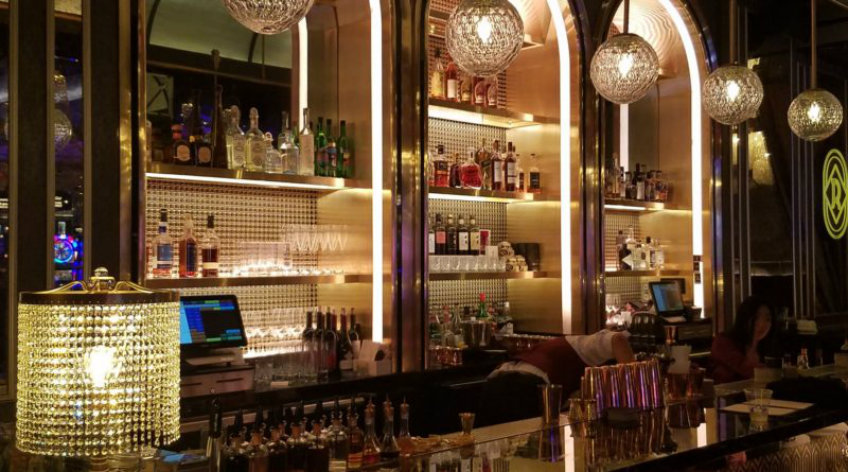 rosina bar lounge ideas