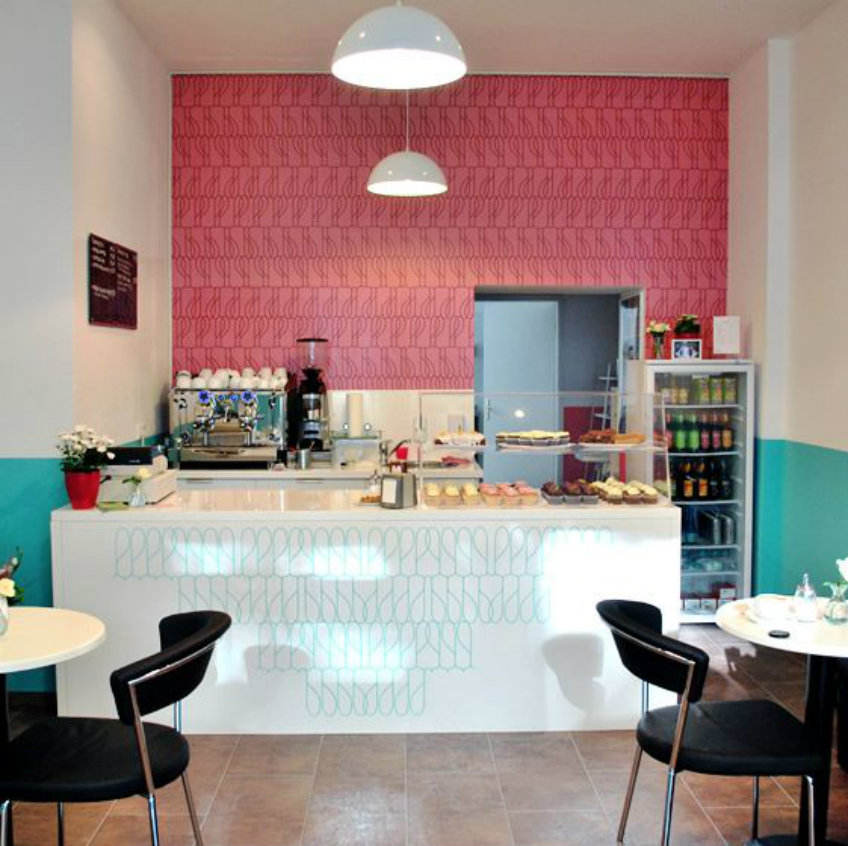 vanilla cafe interior design concept interior design ideas