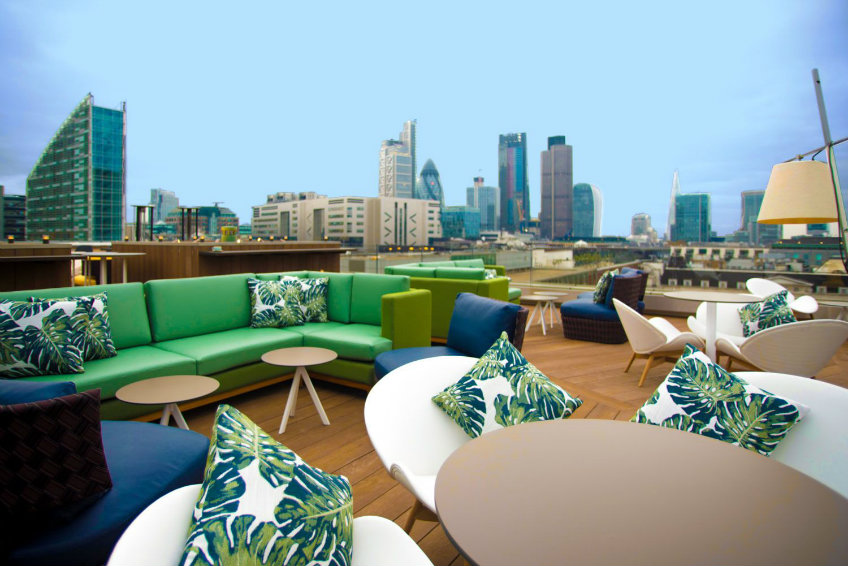 12 knot rooftop bar interior desig ideas
