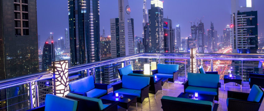 Level 43 Sky Lounge, Dubai best bars