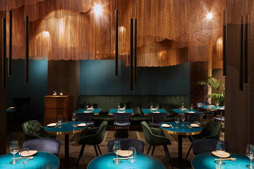 isaloni 2019 luxurious restaurants