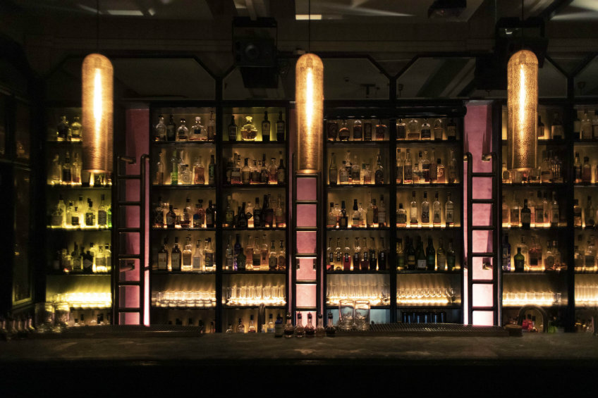 luxurious bars 28 hong kong