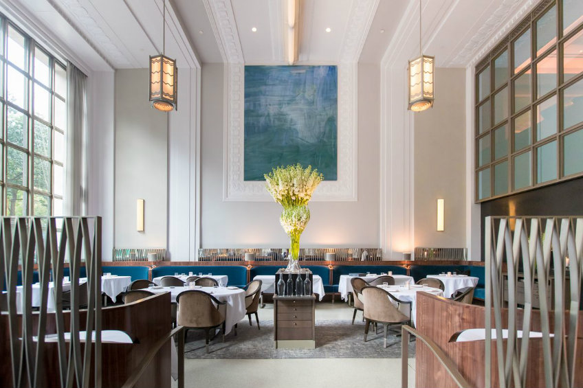 luxury restaurants and amazing interior design eleven
