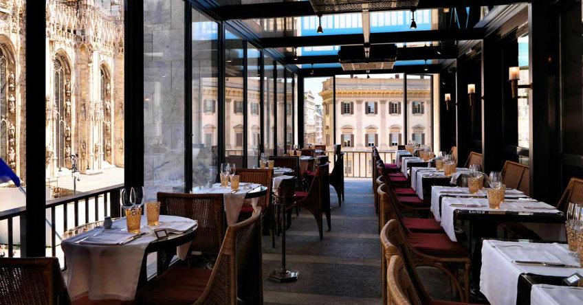 luxury restaurants giacomo
