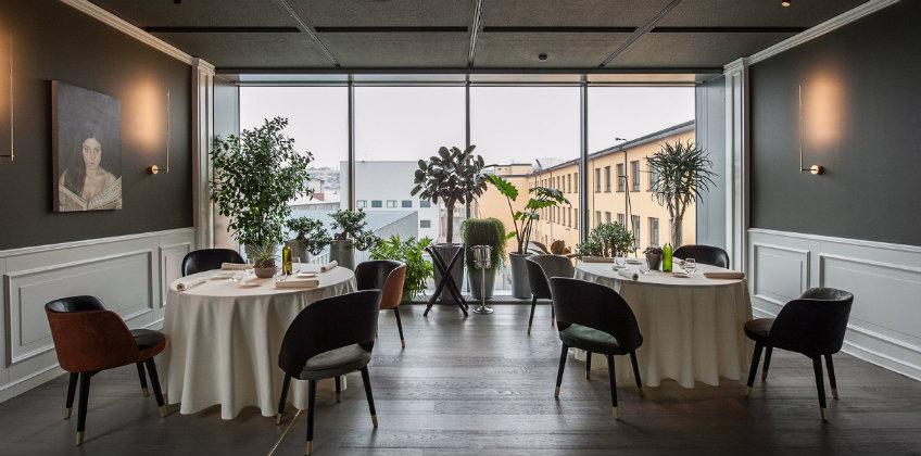 luxury restaurants in Milan MUDEC