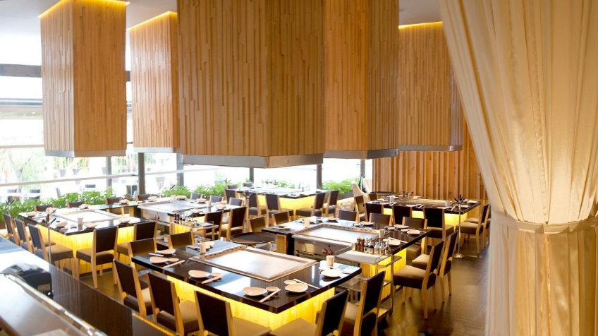 restaurant interior design concept sato restaurant