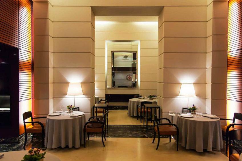 salone del mobile luxury restaurants cracco