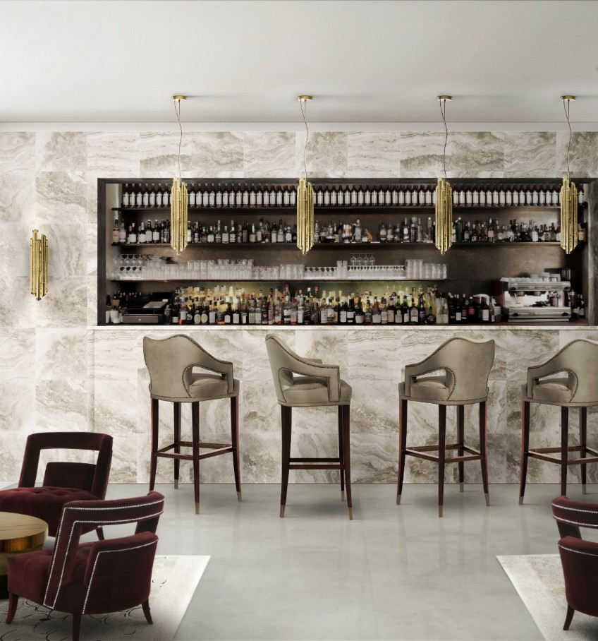 Nº20 Bar Chair - Bar Decor Inspiration Ideas