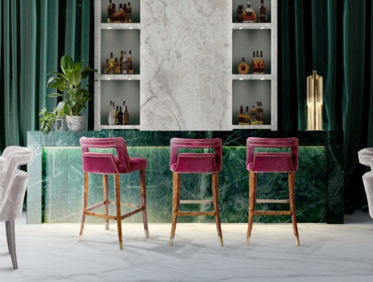 Best Bar Chairs - Hotel Bar Decor Inspiration