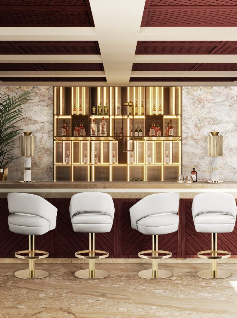 Kitchen Counter Stools for an Inspiring Kitchen Decor – Bar ...