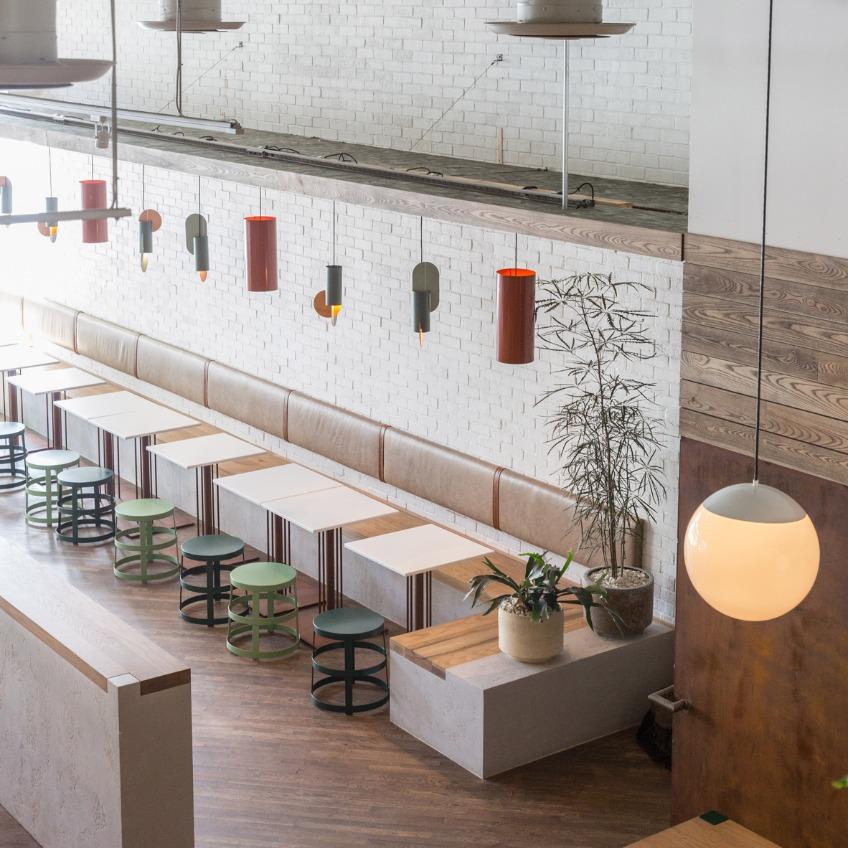 Modern Interior Design - Elda Bar