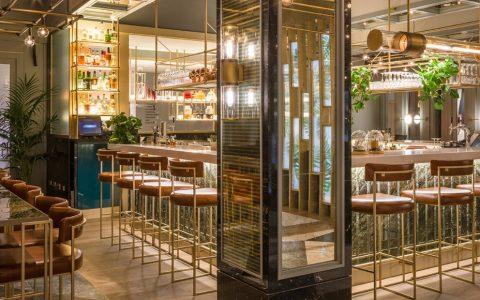 Jueliet Rose Bar Hilton Hotel Munich City