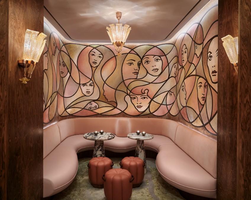 Pink Snug Bar London
